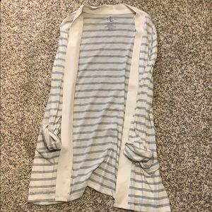 Long sleeve light cardigan